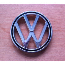 Vw Emblema Cofre Sedan (corcholata) Original Usada