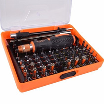 Jakemy Precision 53 In 1 Multi-bit Torx Screwdriver Tweezer
