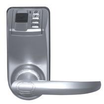 Cerradura De Huella Digital Y Clave - Adel