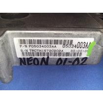 Computadora De Transmision (tcm) Neon 01-02. P/n. 05034003aa