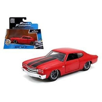 Jada Chevelle Ss Dom´s 1/32 Rapido Y Furioso Fast & Furiousn