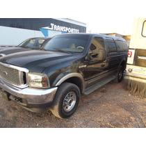 Ford Excursion 2002 Aut. 4x4 10 Cil Completo O Partes F250