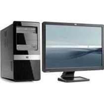 Remato Computadora Compaq+lcd 18.5 $2,200 Pesos