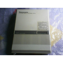 Conmutador Panasonic 03 Lineas Y 08 Extensiones