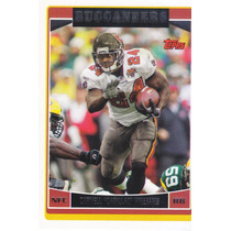 2006 Topps Carnell Cadillac Williams Rb Buccs