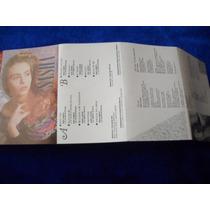 Cassette Sasha Trampas De Luz Edición 1989 Seminuevo Booklet
