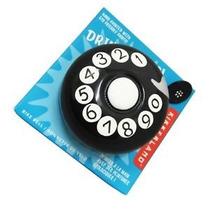 Campana Para Bicicleta Diseño Teléfono Antiguo Accesorio