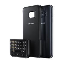 Funda Samsung Galaxy S7 Edge Con Teclado Bluetooth Original