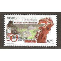México Pakal Palenque Chiapas 2002 Vbf