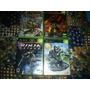 X-box Halo Halo 2 Ninja Gaiden Y Conker Live & Reloaded Xbox