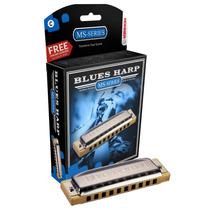 Armonica Hohner Harmonica Blues Harp Musica Hm4