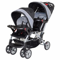 Carreola Para Gemelos Sit And Stand Baby Trend