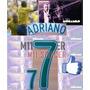 Estampado Brasil  Local 2006, #7 Adriano