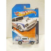Hot Wheels 57 Chevy Blanco 160/244 2011 Tl