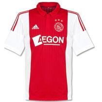 Jersey Ajax Holanda Adidas Original Visita 2014-15 Raro