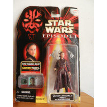 Figura Star Wars Episodio 1 Queen Amidala ( Naboo )