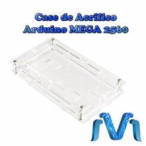 Gabinete Caja Case Acrílico Para Arduino Mega 2560