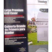 Lona Protectora Para Asador Premium Grande Serie Titanium