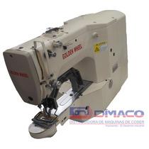 Máquina De Presillado (mecánica) Csa-3470-5 Golden Wheel