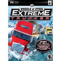 18 Wheels Of Steel: Extreme Trucker Cd-key Steam Digital Pc