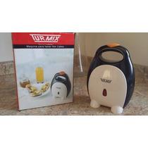 Maquina Para Preparar Hot Cakes De Pingüino Turmix