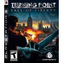 Juego Turning Point Fall Of Liberty Ps3 Como Nuevo