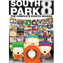 South Park Temporada 8 Ocho , Serie Tv Importada En Dvd