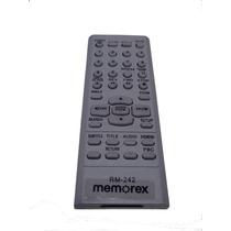 Control Remoto Para Dvd Memorex No Tires Tu Dvd!