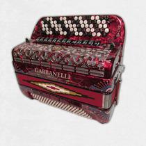 Acordeon Gabbanelli Teclas Cotizaciones Y Pedido Especial