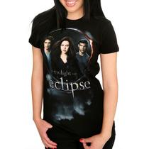 Hot Topic Playera Twilight Eclipse Poster
