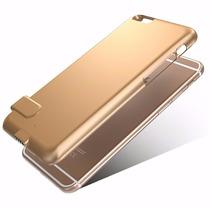 Cargador Funda Batería Externa Delgada Iphone 6s Y Plus