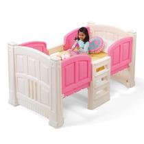 Cama Camita Infantil Step2 Niña Individual Dormir Hm4