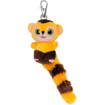 Llavero Animal - Aurora Roodee Mono Capuchino Mini Key