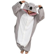 Koala Onesie Pijamas Anime Adulto De Cosplay De Halloween Co