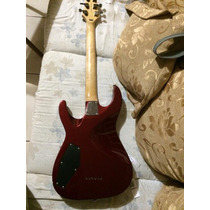 Guitarra Ltd Cherry H51