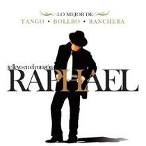 Raphael Te Llevo En El Corazon 3 Cd + Dvd Nuevo Envio Gratis
