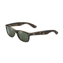 Lentes Ray Ban Wayfarer Originales Color Cafe Con Negro