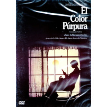Dvd El Color Purpura (the Color Purple) 1985 - Steven Spielb