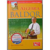 Libro Algebra De Baldor $330.00 Nuevo (sólo Envíos)