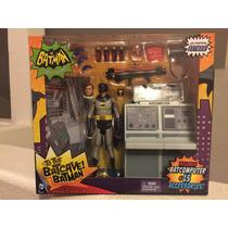Juguete Coleccionable Batman Baticueva Mono Accion Monito