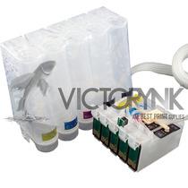 Sistema De Tinta Tx525 (138 D-1404) Para Epson