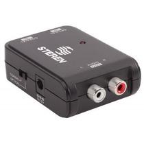 Convertidor De Audio Digital A Analogico Steren 252-900
