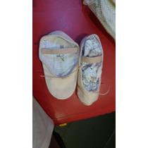 Zapatillas De Ballet O Gimnasia