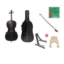 Violonchelo Chelo Violoncelo + Accesorios 4/4 Musica Hm4