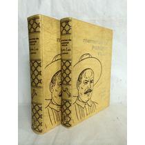 Memorias De Pancho Villa 2 Vols Martín Luis Guzmán
