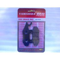 Balatas Delanteras Motocicleta Yamaha Ybr 125