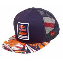 Gorras Hombre Red Bull Ktm Factory Racing 100% Original