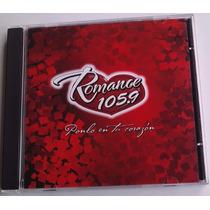Romance 105.9 Cd Promo Wisin &yandel G Trevi P Rubio L Fonsi