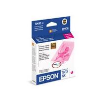 Tinta Original Epson T063320 Magenta: Stylus C67, 87, 87* Lq