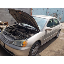 Honda Civic 2001 Partes